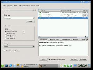 MonoDevelop unter openSUSE 11 installieren.